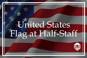 Flag at Half Staff City News