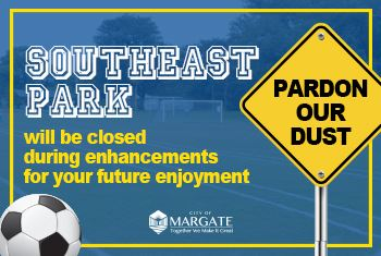 Southeast Park Closed