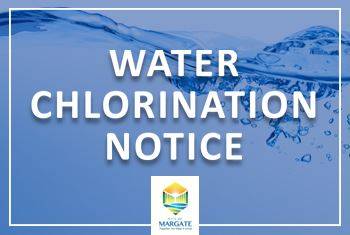 Water Chlorination Notice