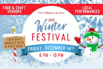 Winter Festival 2018 Set for December 14th