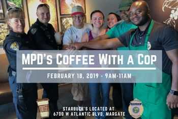 MPD Coffee With a Cop