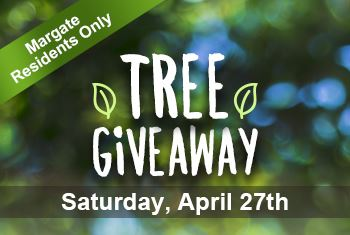 Tree Giveaway on April 27, 2019