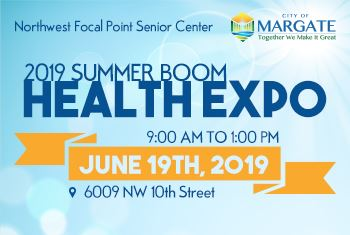 Summer Boom Health Expo 2019