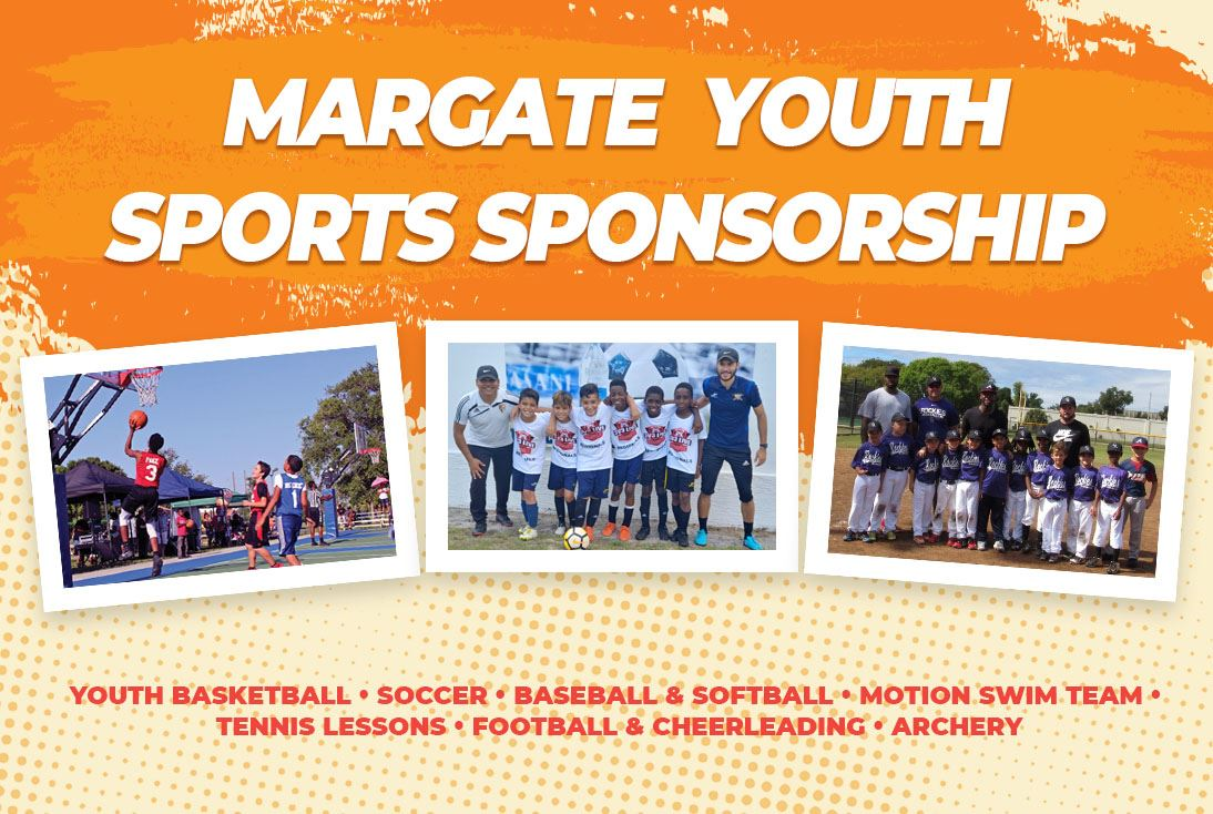 Margate Sports League Sponsorship