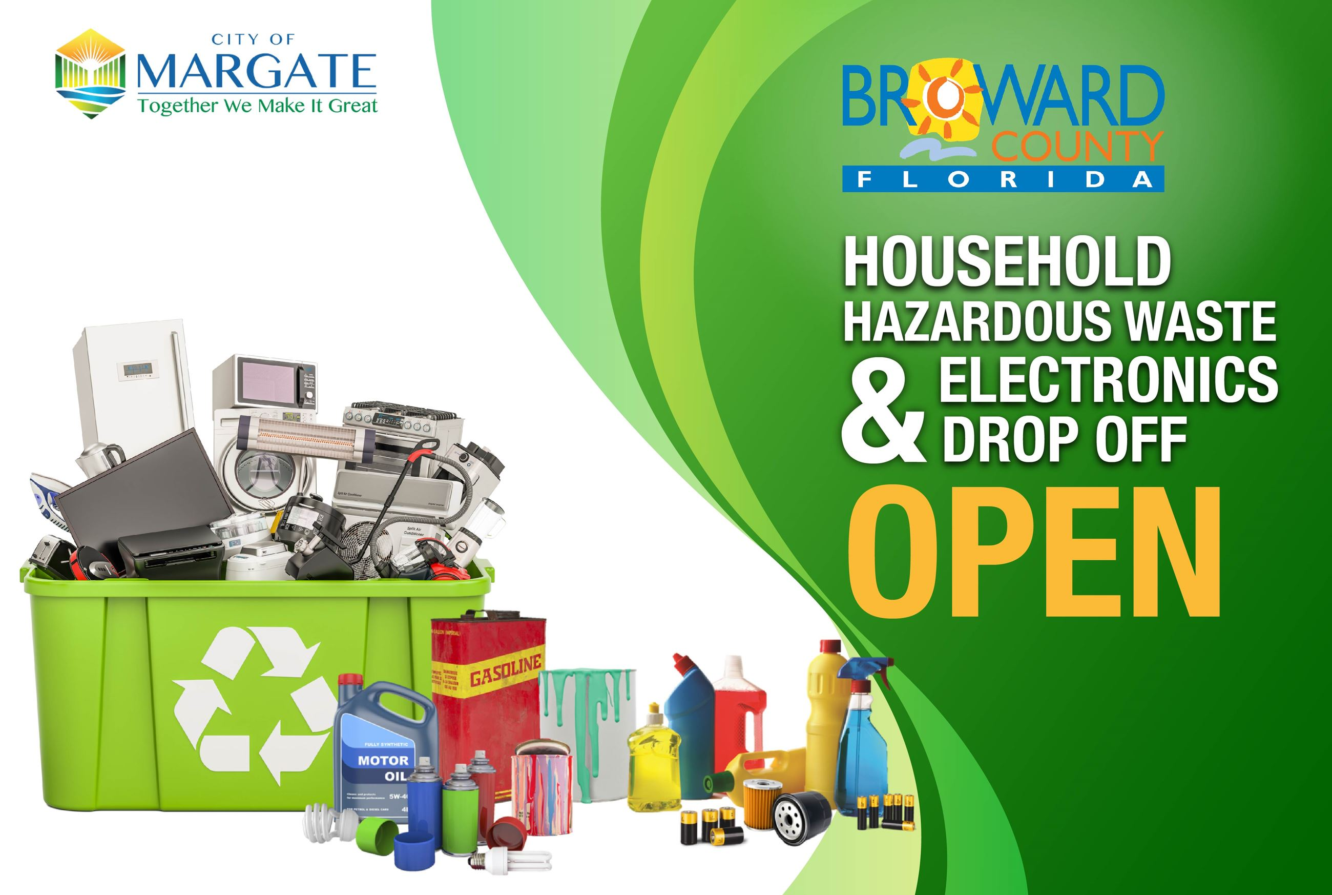 Household Hazardous Waste Electronics