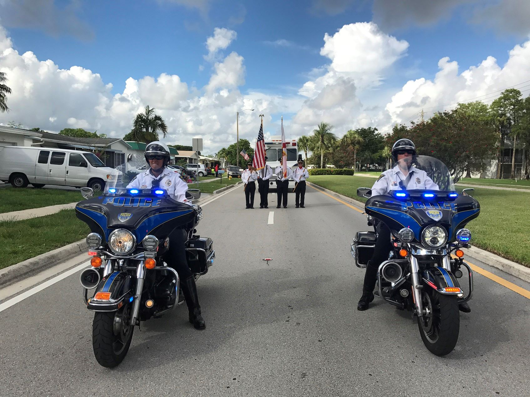 Image of Motorcycle Officers