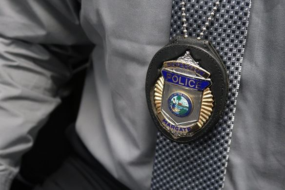 Image of Detective Badge
