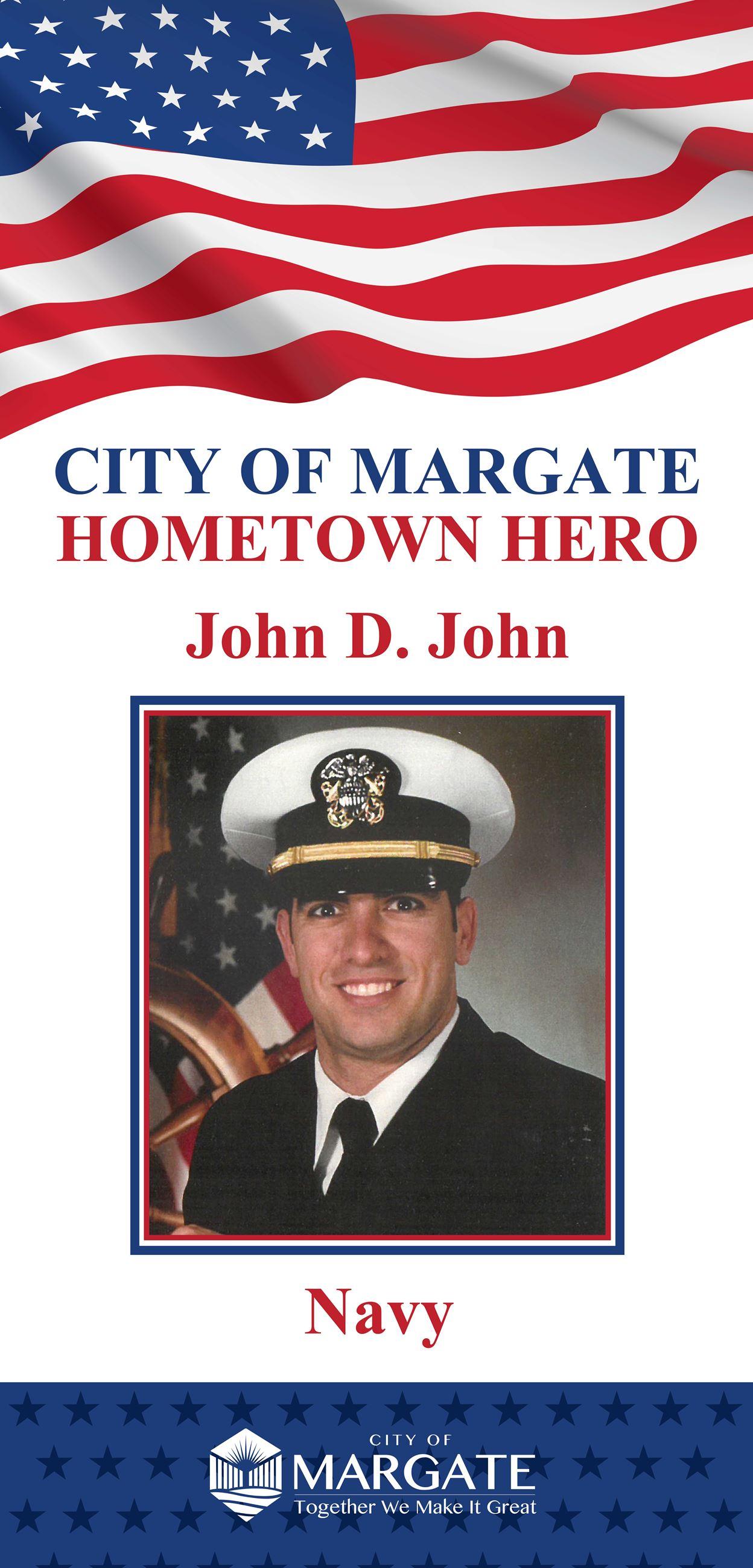John D John