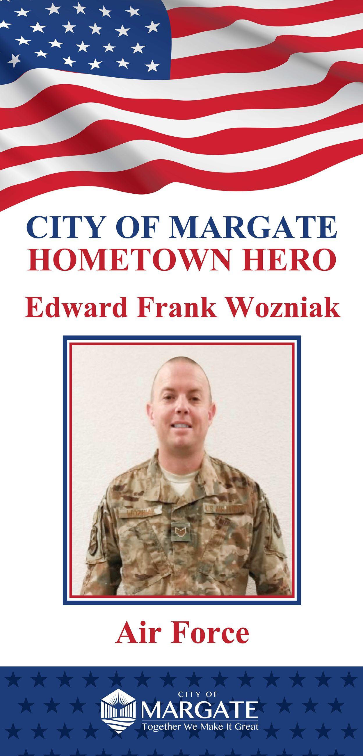 Edward Frank Wozniak
