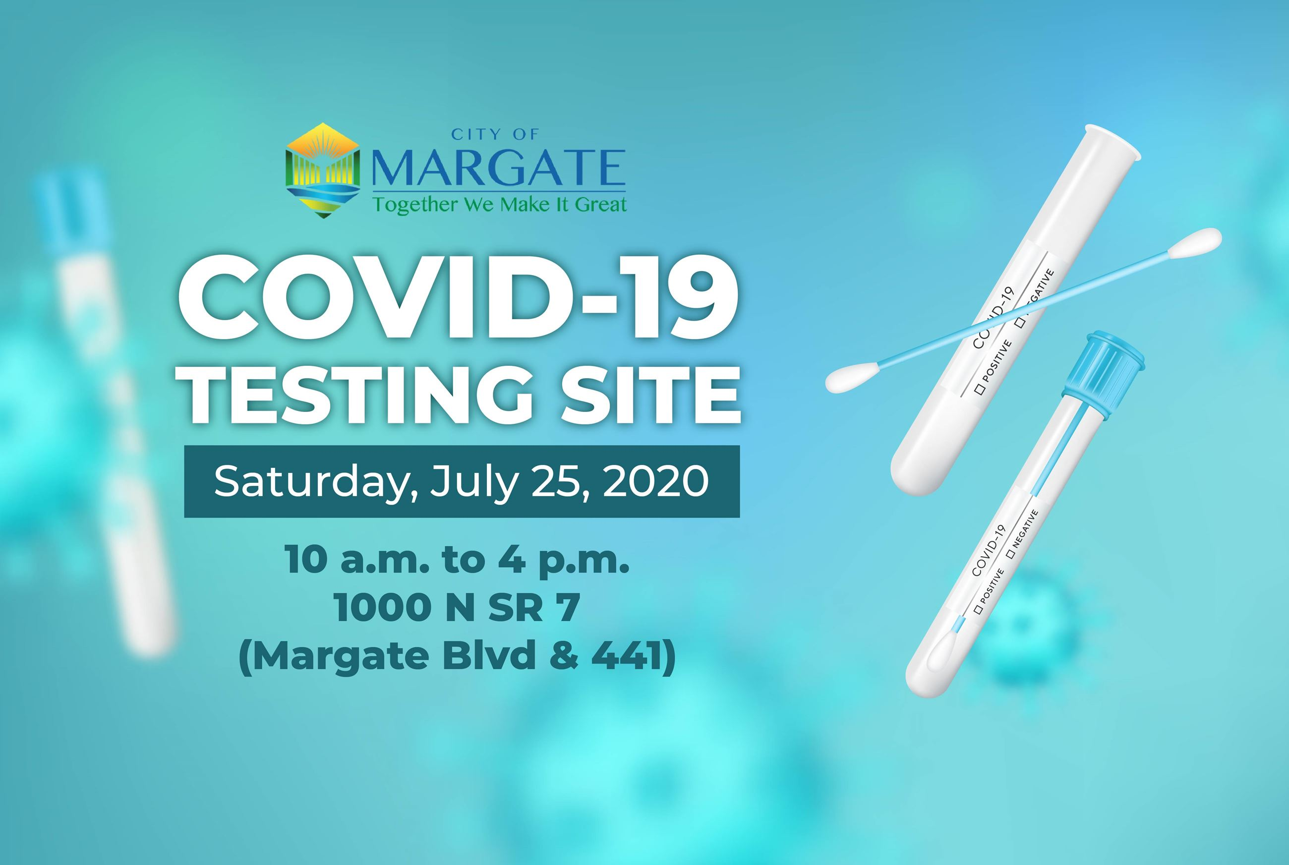 COVID-19 Testing Site_July 25